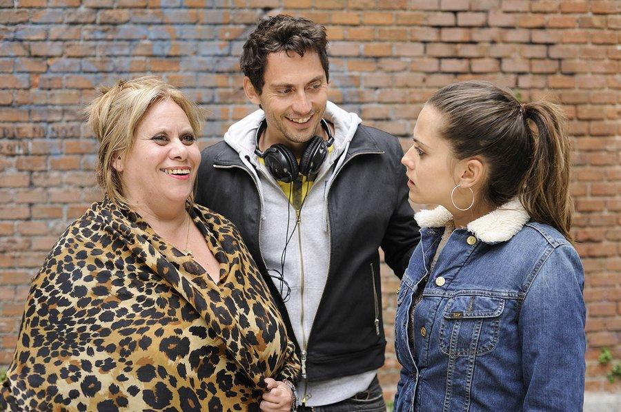 Carmina Barrios, Paco León y María León