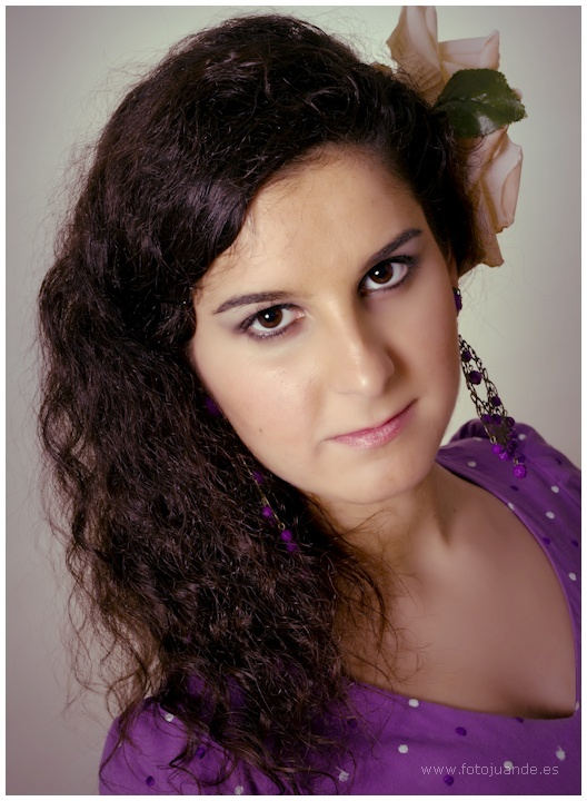 Ana y el baile flamenco