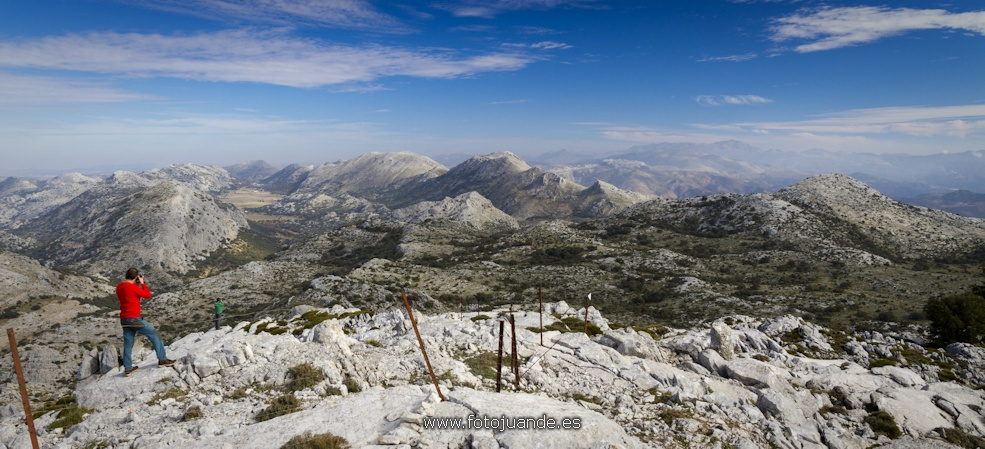 Sierras de Cádiz y Málaga