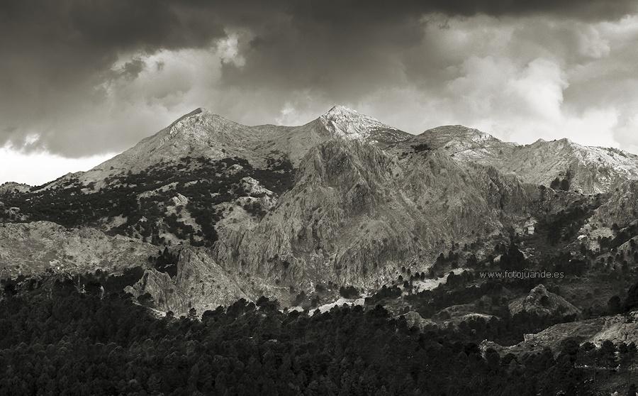 Pico Reloj y Cerro del Simancón (Grazalema)