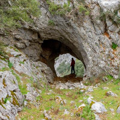 "Túnel o ""ventana"" de Coargazal"