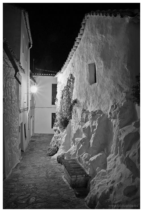 Callejón del Norte (Ubrique). Foto: JUANDE