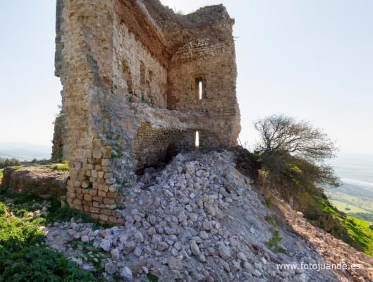 Ruinas del Castillo de Matrera